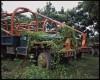 Cimetière de Camions - Laos